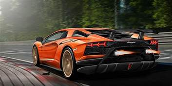 Lamborghini Aventador Lamborghini Working On The Next Aventador Evolution The