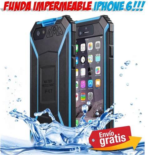 fundas iphone 6 carcasa protectora sumergible impermeable estanca y acuatica ip67 tienda