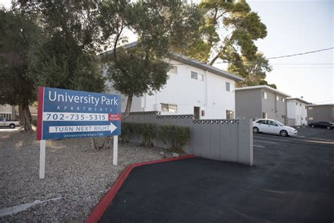 cottage park apartments unlv s student housing upgrade comes at expense of low