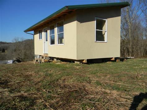 Small Homes On Skids The Pod 288 Sq Ft Tiny Cabin On Skids