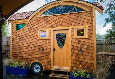 miniature house the hotel caravan welcomes new wheelchair accessible tiny house living in a shoebox