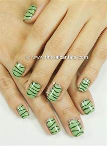 gallery for gt simple nail art line designs