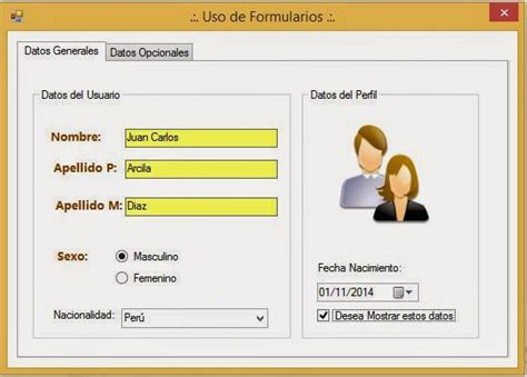 imagenes de visual basic net formularios y controles visual basic programaci 243 n visual