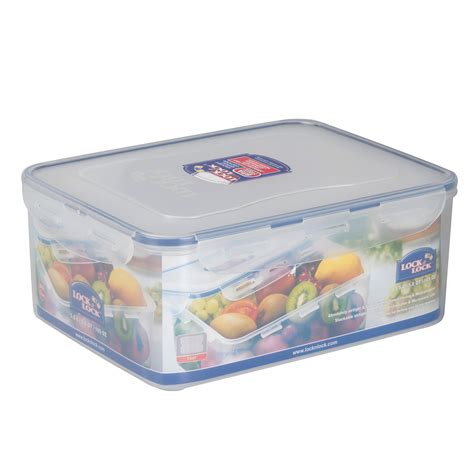 storage containers that lock lock and lock plastic food storage container