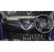 Maruti Baleno RS Interior  Car Pictures Images