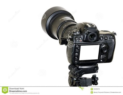 professional digital professional digital with blank screen isolated on
