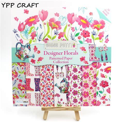 acid free craft paper ypp craft 8 acid free floral pattern decorative