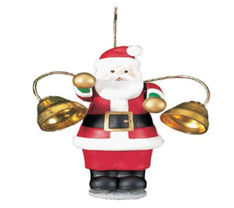 mr christmas santa s marching band qvc com