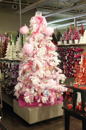pink christmas tree pink christmas and christmas trees on