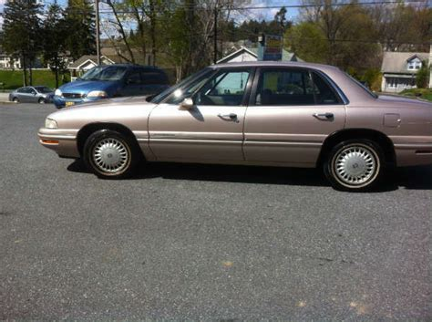 1999 buick lesabre mpg 1999 buick lesabre used cars and trucks bakers automotive