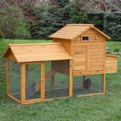 Chicken Hutch Design Boomer Amp George Tree Tops 4 Chicken Coop With Run