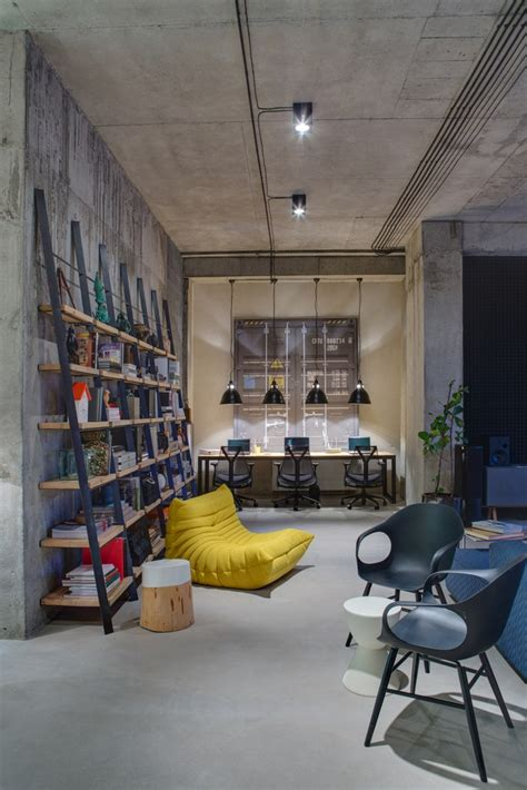werkstatt loft 三個月內辦公室大改造 烏克蘭工業風loft辦公室 everyday object