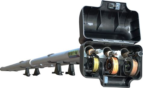Fly Rod For Roof Rack by Titan Rod Vaults Fly Rod Transportation