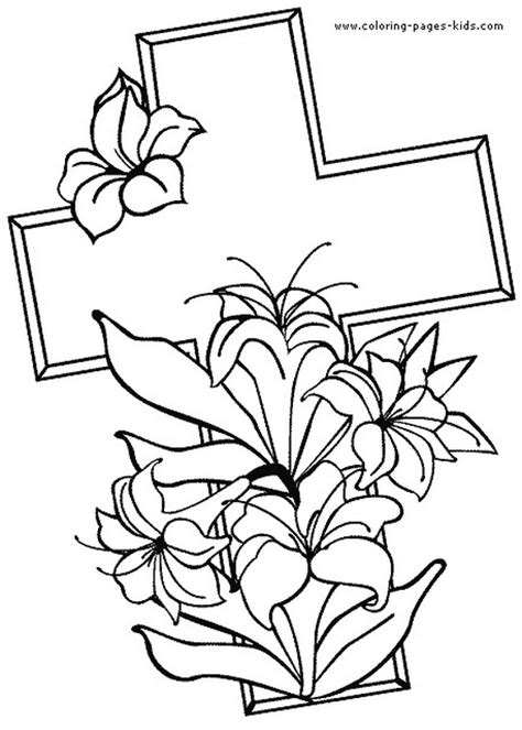 good friday coloring pages and pintables for kids family