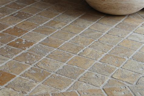 Tiles Floor by Tumbled Marble Prices Benefits And Information Tilestores Net