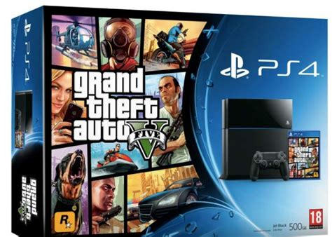 Dvd Ps4 Gta V is offering a ps4 gta 5 cod advanced warfare the last of us and driveclub for 163 350 vg247