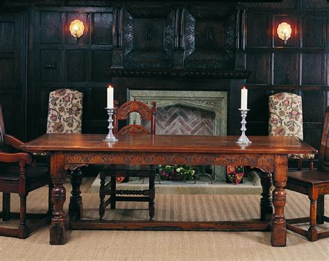 Bespoke Dining Room Tables Bespoke Oak Dining Room Furniture Tables Chairs Finest Oak Bookcases
