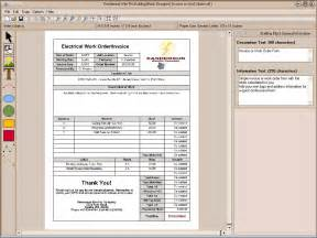 electrical contractor invoice template electrical contractor invoice template studio design