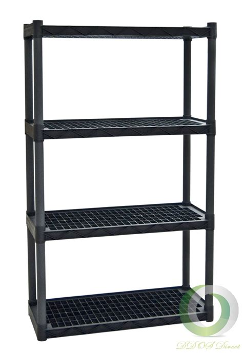 plano molding 924 heavy duty shelving with vents 4 shelf