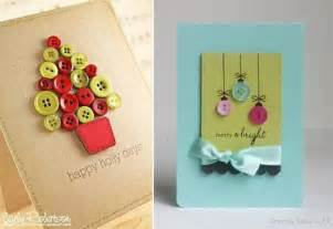 easy and diy button cards diply
