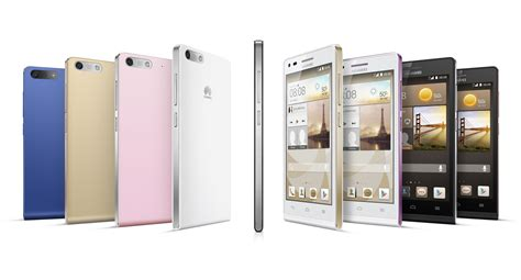 huawei ascend huawei release 5 new products in mwc 4g lte mall