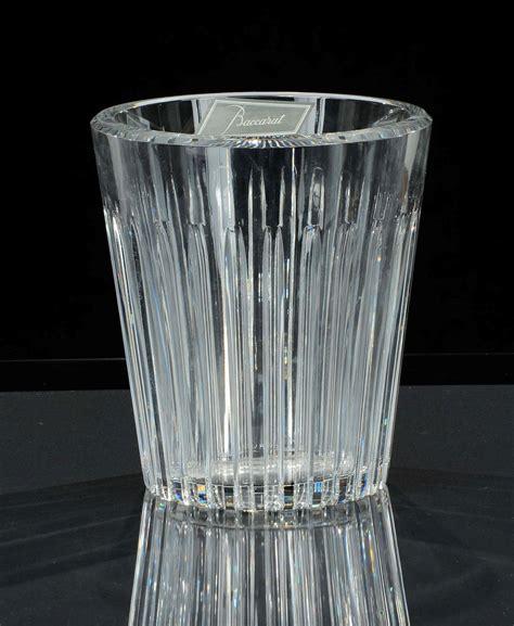 vasi cristallo vaso in cristallo baccarat xx secolo antiquariato e