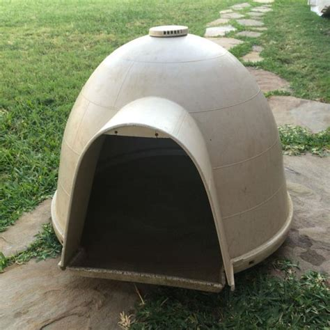 small igloo dog house heat distribution systems igloo dog house