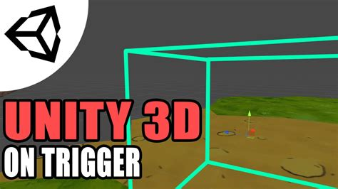 unity tutorial trigger on trigger start stay exit tutorial c unity 3d