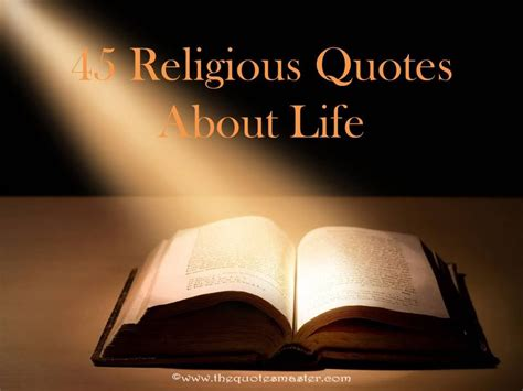 quotes religious 45 religious quotes about