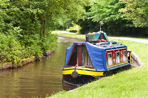 living on a canal boat the joys and realities of downsizing and living on a