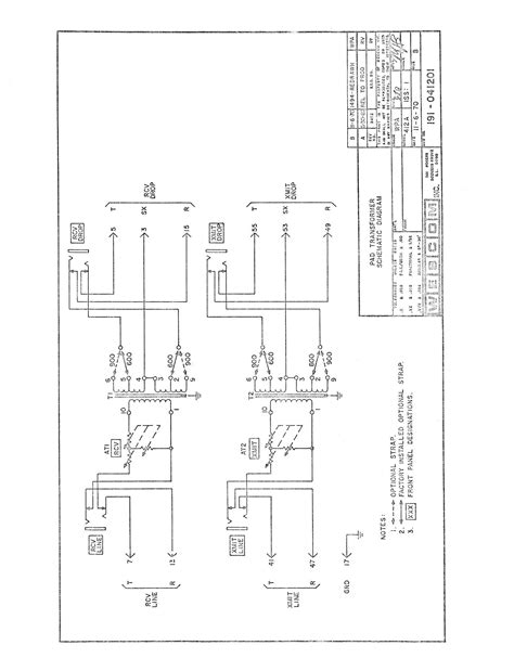 transformer circuit diagram wiring diagram components