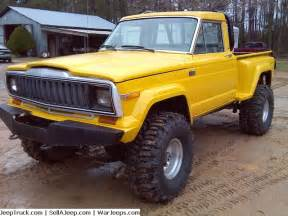 1981 jeep j10 information and photos momentcar