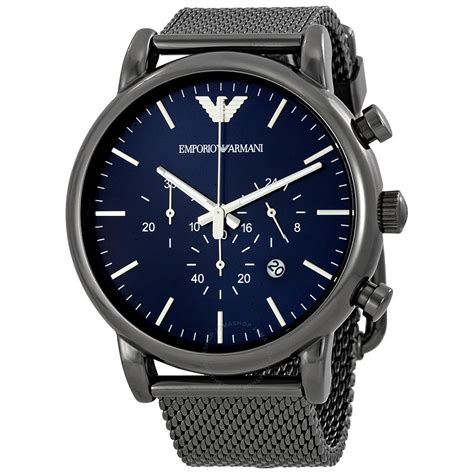 Promo Emporio Armani Cowok 2625 emporio armani sport chronograph s ar1979 emporio armani watches jomashop