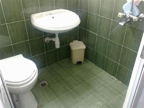 all in one shower toilet and sink its a flood picture of arda hotel tripadvisor