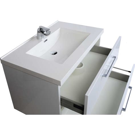 33 inch vanity cabinet buy 33 5 inch wall mount contemporary bathroom vanity set