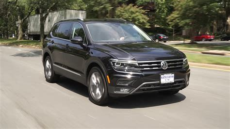 vw tiguan test drive review youtube
