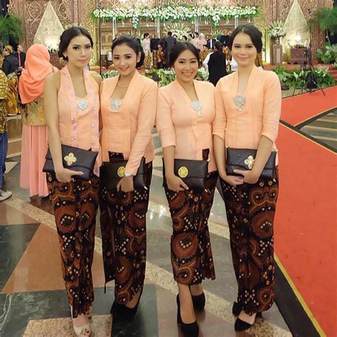 Baju Batik Kebaya Modis Trendi Denia Trend Baju Kebaya 2017 Casual Stylish Dan Modis