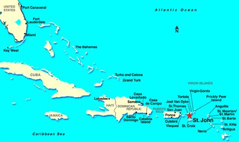 st johns island map st u s islands discount cruises last