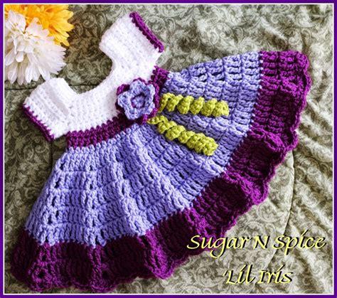 patterns for babies free sugar n spice baby dress free pattern allcrafts free