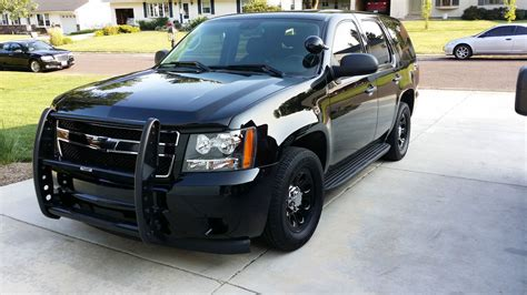2009 Chevy Tahoe Police Pursuit Vehicle   Best Suv Site