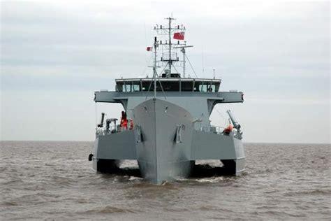 qinetiq trimaran acv triton patrol vessel homelandsecurity technology
