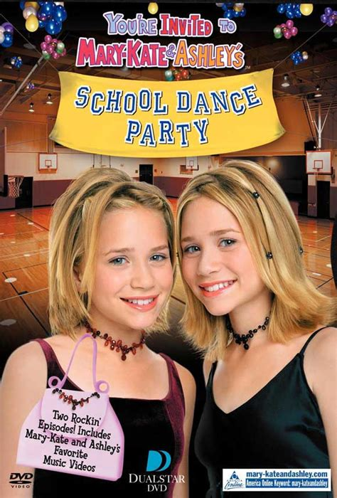 you re invited to mary kate ashley s school dance movie