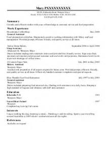 Coffee Shop Resume Sle by Barista Cv Exle The Coffee Shop Leeds West
