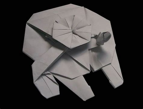 Easy Wars Origami - world s strangest wars origami