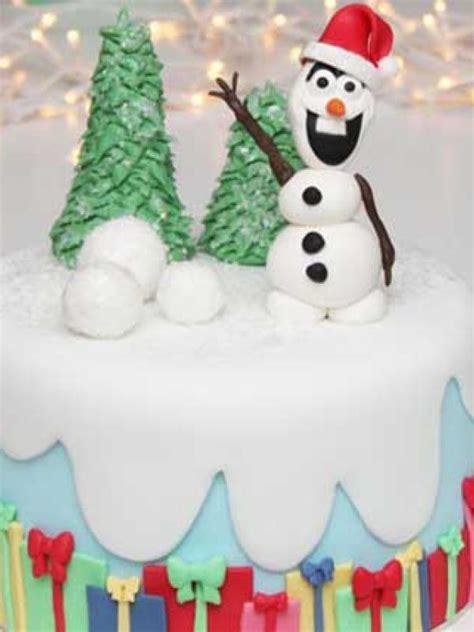 cara buat pohon natal yang sederhana tutorial cara mudah membuat kue natal di rumah anda