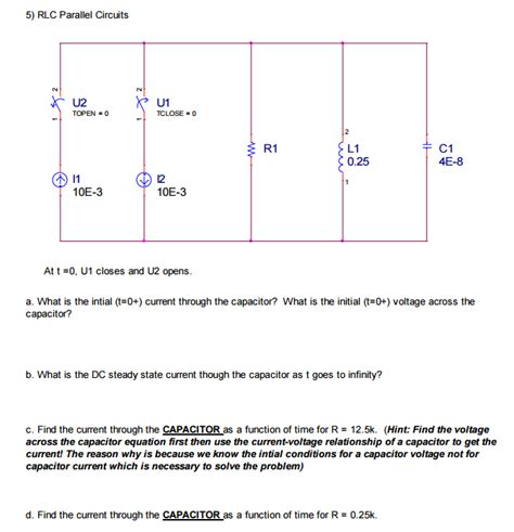 function of resistor and capacitor function of capacitor in parallel 28 images what is the function of inductors and capacitors
