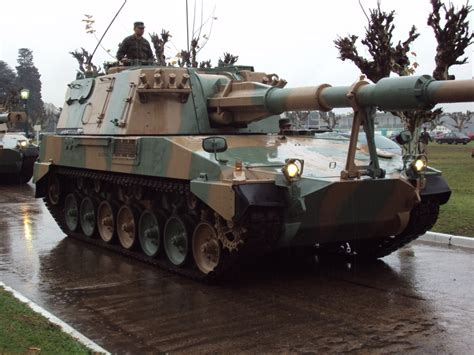 la artiller 237 a autopropulsada de los pa 237 ses latinoamericano
