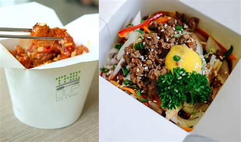 Kemasan Rice Box tren makan nasi dalam kotak alias rice box kekinian ini