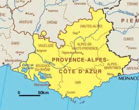 Map Of Provence France by Maps Of Dallas Provence France Map