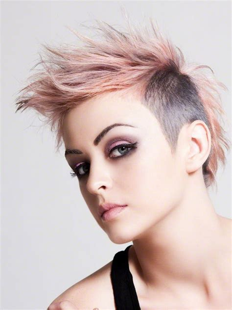 mohawks and thin hair 24 hairstyles for thin hair styles weekly